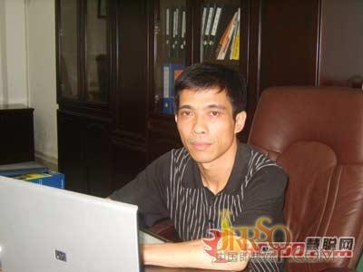 中山市欧莱克电器有限公司总经理陈宏程