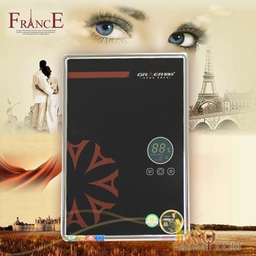 即热式K528H-梦巴黎触摸恒温变频机—畅销机