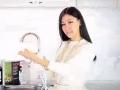 西蒙斯即热式电热水龙头厨房快速加热电热水器 (453播放)