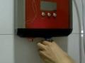安拉贝尔(海尔心防电墙变频恒温)快热式电热水器 (721播放)