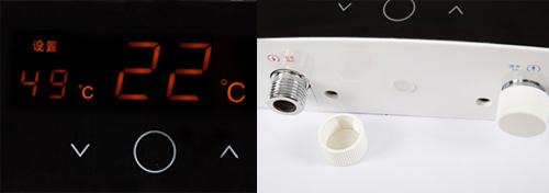 节能恒温新选择 德恩即热式电热水器DTR/103H