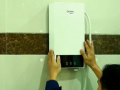 德恩特即热式电热水器安装视频 (2351播放)
