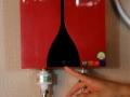 小艾即热式电热水器怎么调温度 (1355播放)