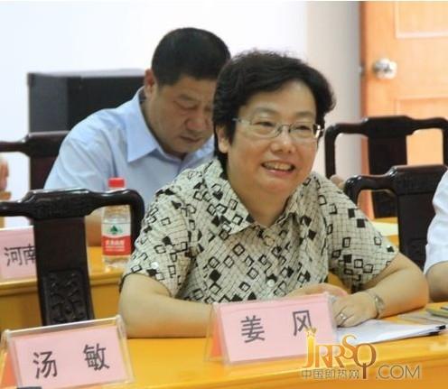中国家电协会理事长姜风