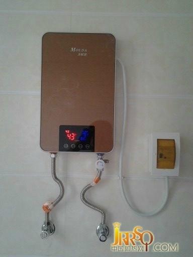 洗澡即开即洗 即热式热水器该如何选购
