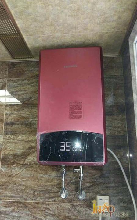 全智能速热式电热水器格林姆斯GZ1体验报告