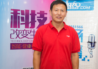 中国即热网专访科屹乐河南经销商代表杨总
