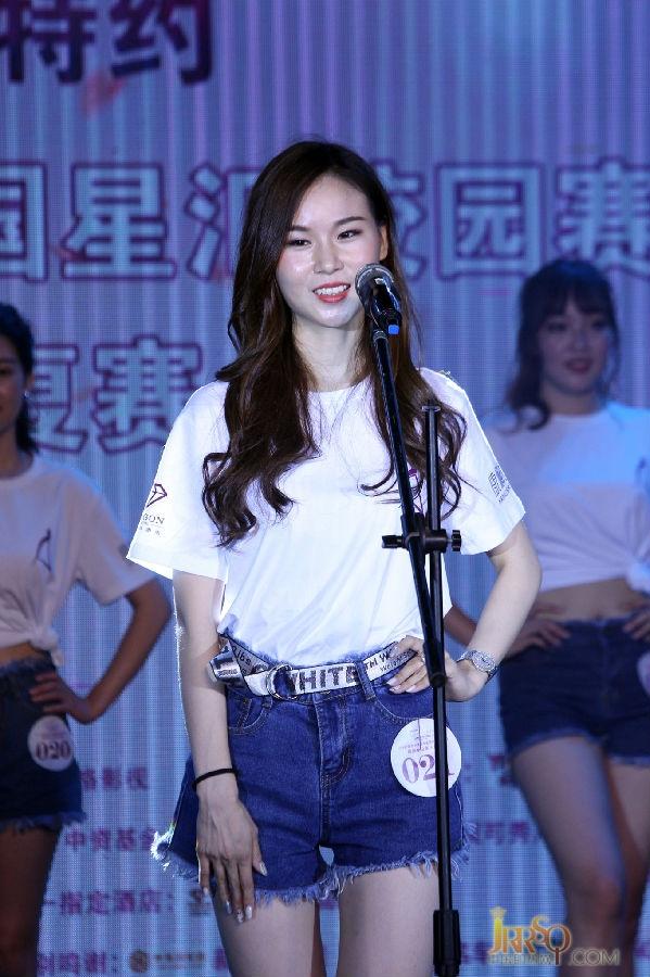 2017亚洲小姐18强本周六星汇格林姆斯