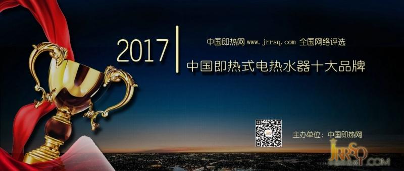 2017十大品牌
