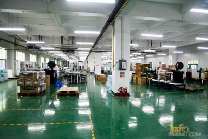 奥特朗集团江门全新工厂投产