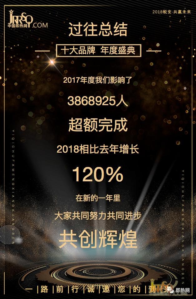 2018中国即热式电热水器十大品牌活动