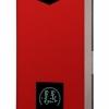 供应特莱得预即双模电热水器 KR-70B 拉丝红