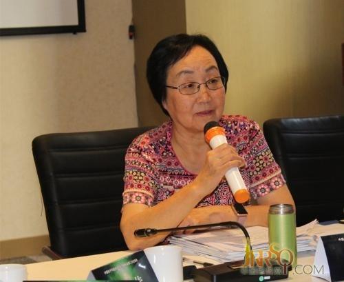 中国电子节能技术协会常务副理事长张恩惠