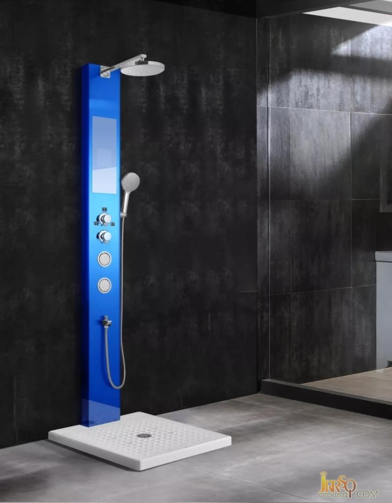 智能生态淋浴屏