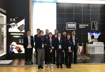德恩特品牌亮相AWE中国家电及消费电子博览会