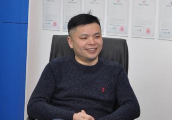 【大平台大战略】专访奥利尔科技股份董事长沈志国