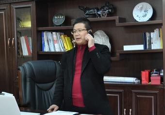 【即热的初春】专访尚仕龙电器常务副总经理田志红